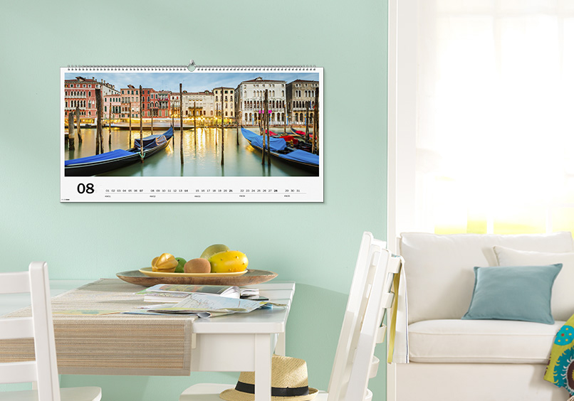 Ideal für Ihre Panorama-Aufnahmen