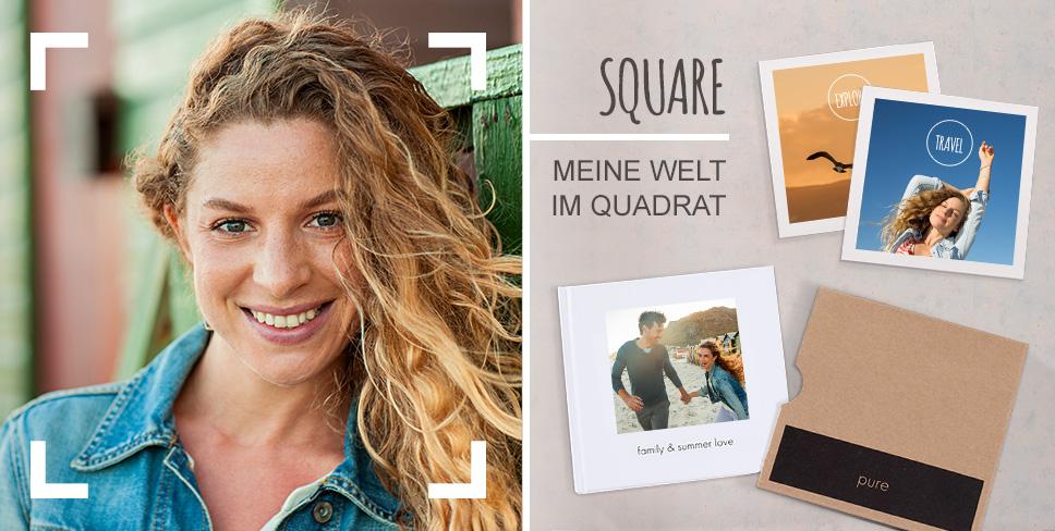 Der Foto-Trend des Jahres heisst «Square»