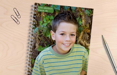 Bringen Sie Abwechslung in den Schulalltag mit individuellen Fotogeschenken