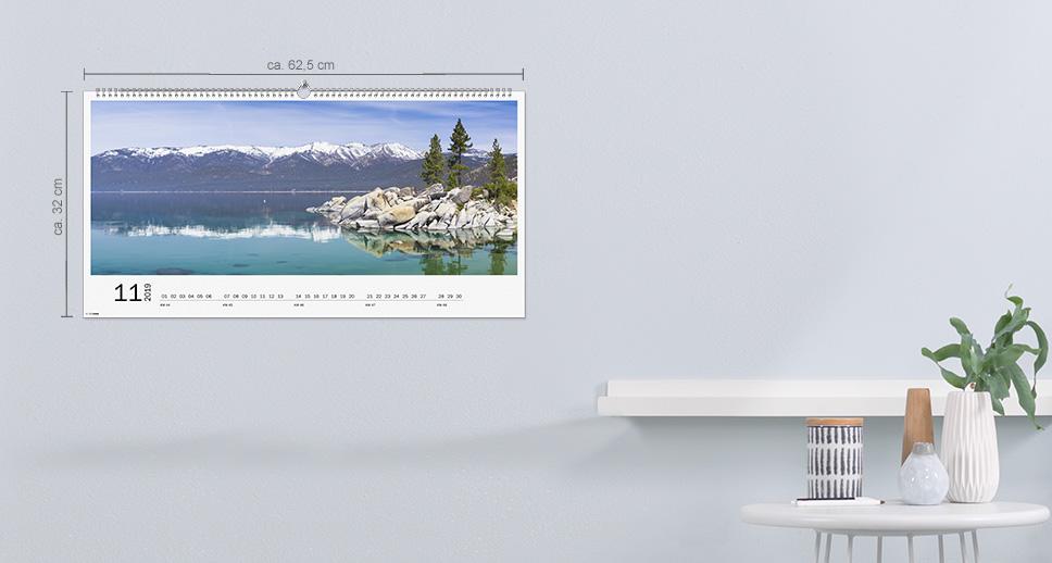 Wandkalender XXL Panorama