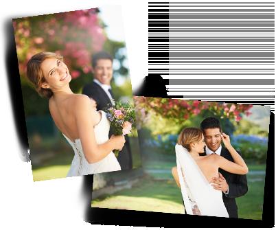Für fantastische Hochzeitsfotos