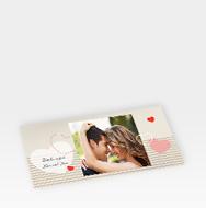 Postkarte XL
