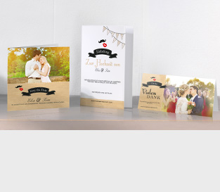 CEWE CARDS  Produktübersicht