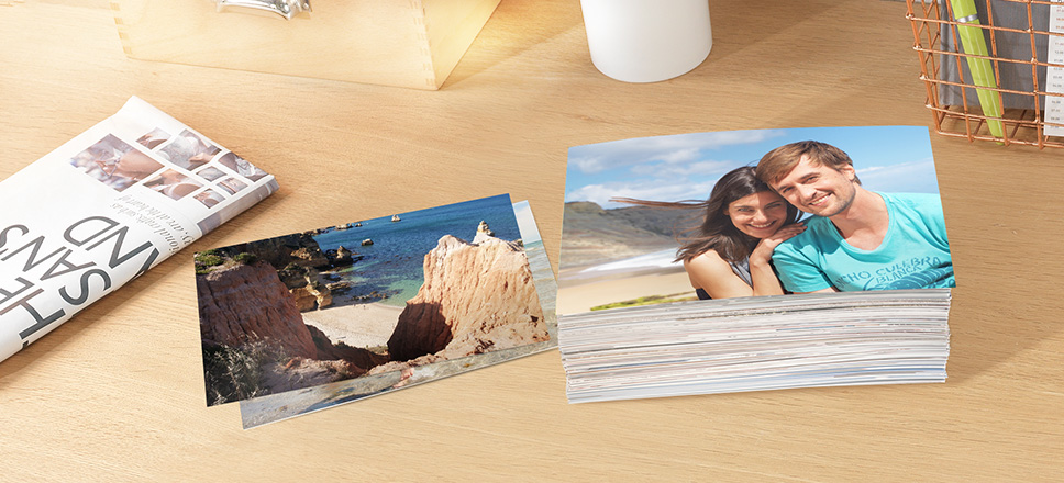 Bestellen Sie Ihre Fotos in Standard oder Premium Qualität