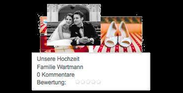 Fotobuch Beispiele Hochzeit