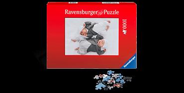 Puzzle Ravensburger 1000 pièces