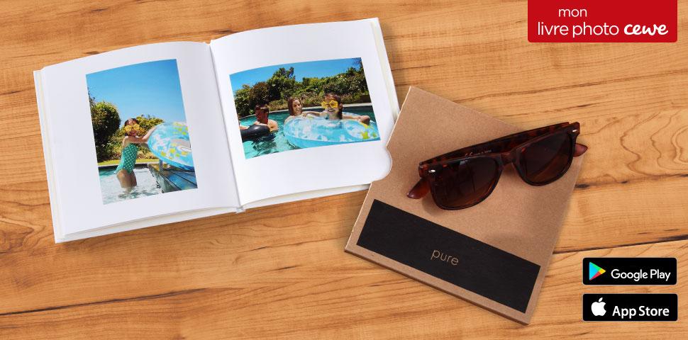 d couvrez le livre photo cewe pure colorfotoservice. Black Bedroom Furniture Sets. Home Design Ideas
