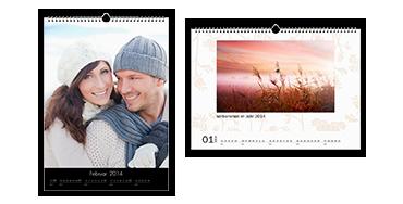 Calendario da parete A3 satinato